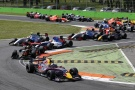 Bild: Renault Worldseries, 2014, Monza, Start