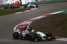 Bild: Formel 1, 2014, China, ForceIndia, Hülkenberg