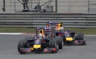 Bild: Formel 1, 2014, China, RedBull