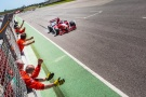 Bild: Acceleration, FA1, 2014, Portimao, Start