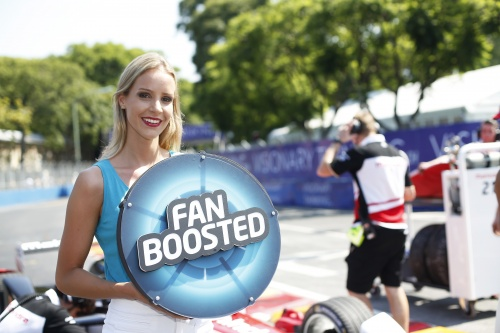 Formel E, 2015, BuenosAires, FanBoost