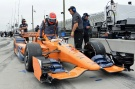 Bild: IndyCar, 2015, Tests, NOLA, Rahal