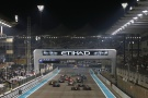 Bild: GP2, 2015, AbuDhabi, Start
