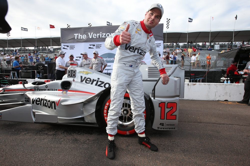 Bild: IndyCar, 2016, St.Pete, Will Power