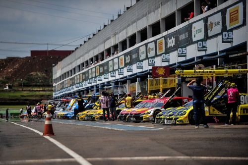Brasilianische StockCar 2019: Cascavel
