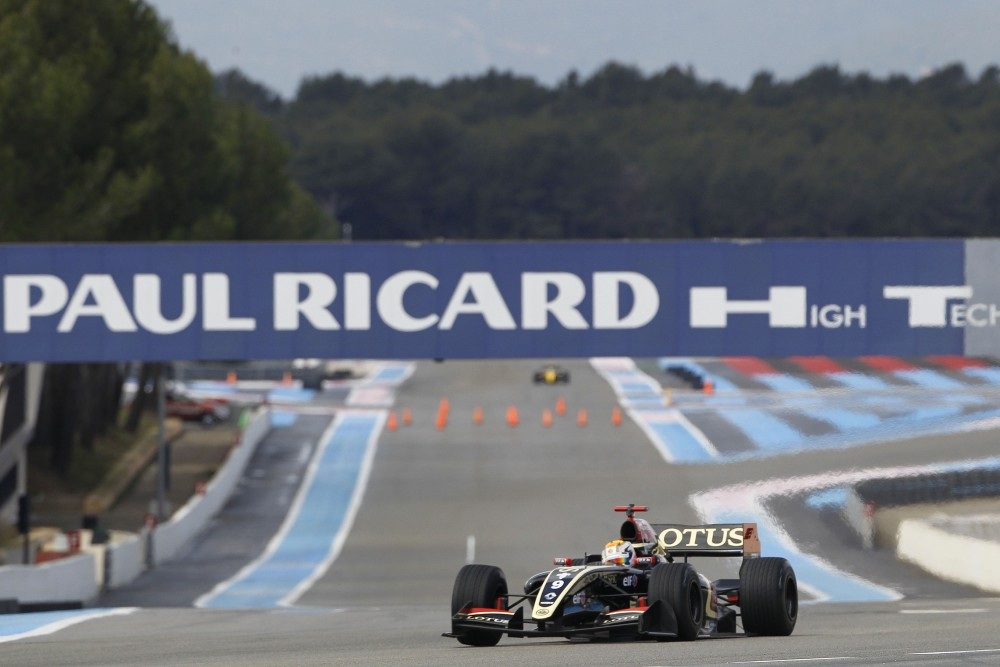 Bild: Renault Worldseries, 2013, Paul Ricard