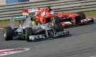 Bild: Formel 1, 2013, China, Hamilton