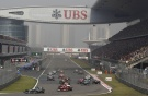 Bild: Formel 1, 2013, China, Start