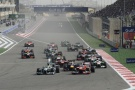 Formel 1, 2013, Bahrain, Start