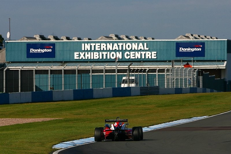 Bild: British F3, Donington