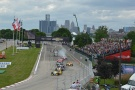 Bild: IndyCar, 2013, Detroit, Start 2