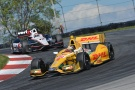 IndyCar, 2013, Lexington, Hunter-Reay, Pole