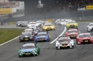 DTM, 2013, Nurburgring, Start
