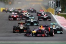 Formel 1, 2013, Korea, Start