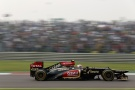 Bild: Formel 1, 2013, India, Grosjean