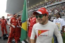 Bild: Formel 1, 2013, India, Massa