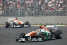 Bild: Formel 1, 2013, India, Sutil, diResta