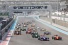 GP2, 2013, AbuDhabi, Start1