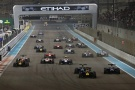 GP3, 2013, AbuDhabi, Start1