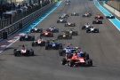 Bild: GP3, 2013, AbuDhabi, Start2