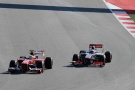Formel 1, 2013, Austin, Massa, Button