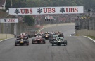 Formel 1, 2013, Interlagos, Start