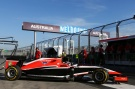 Formel 1, 2014, Test, Melbourne, Chilton