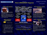 Speedsport Magazine 1999