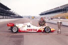 Kenny Bräck - A.J. Foyt Enterprises - Dallara IR7 - Oldsmobile