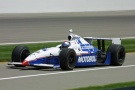 Michael Andretti - Panther Racing - Dallara IR-01 - Oldsmobile