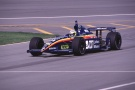 Jacques Lazier - Team Menard - Dallara IR-01 - Oldsmobile