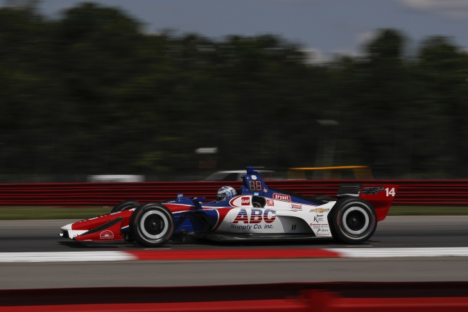 Bild: Tony Kanaan - A.J. Foyt Enterprises - Dallara DW12 - Chevrolet