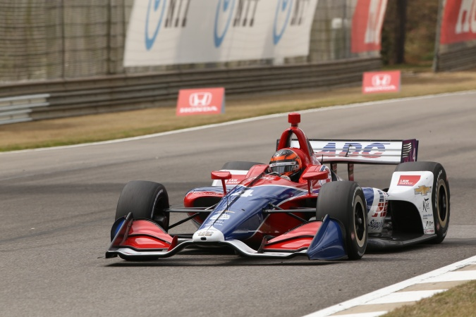 Bild: Matheus Leist - A.J. Foyt Enterprises - Dallara DW12 - Chevrolet
