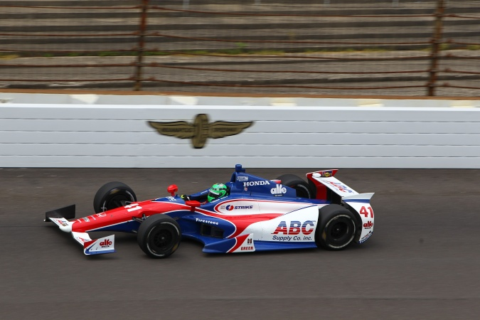Bild: Conor Daly - A.J. Foyt Enterprises - Dallara DW12 - Honda