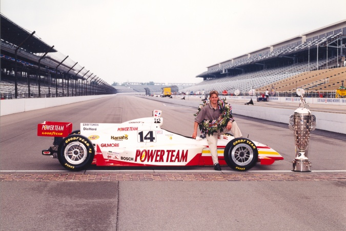 Bild: Kenny Bräck - A.J. Foyt Enterprises - Dallara IR7 - Oldsmobile
