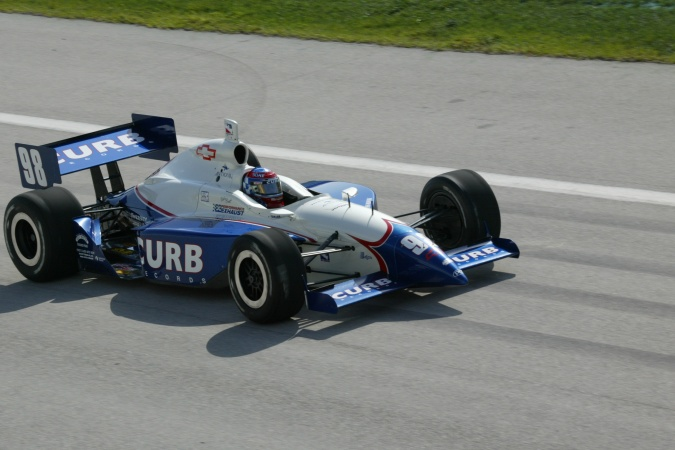 Bild: Billy Boat - Agajanian/Boat Racing - Dallara IR-02 - Chevrolet