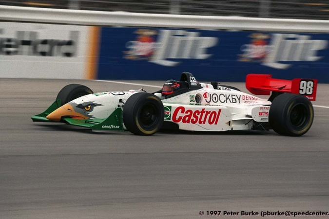Bild: PJ Jones - All American Racers - Reynard 97i - Toyota