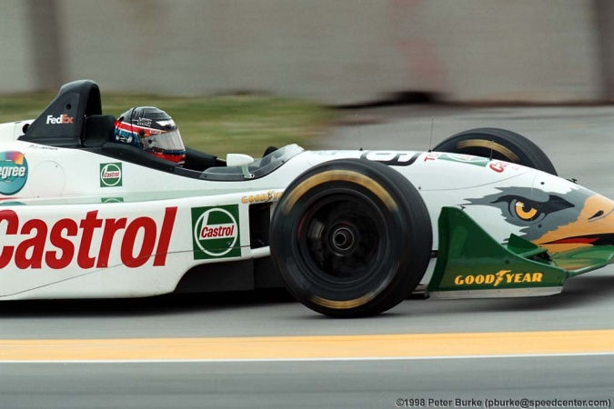 Bild: PJ Jones - All American Racers - Reynard 98i - Toyota