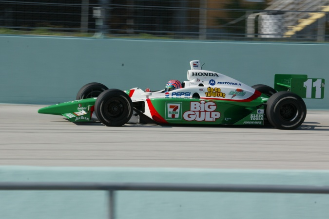 Bild: Tony Kanaan - Andretti Green Racing - Dallara IR-03 - Honda