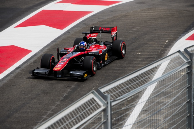 Bild: Sergey Sirotkin - ART Grand Prix - Dallara GP2/11 - Mecachrome