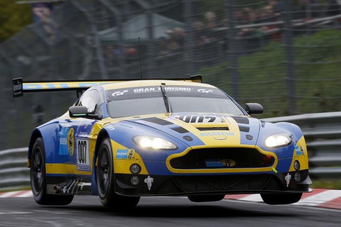 Bild: Pedro Lamy - Aston Martin Racing - Aston Martin Vantage GT3 V12
