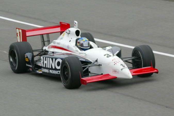 Bild: Scott Harrington - Brayton Racing - Dallara IR-02 - Chevrolet