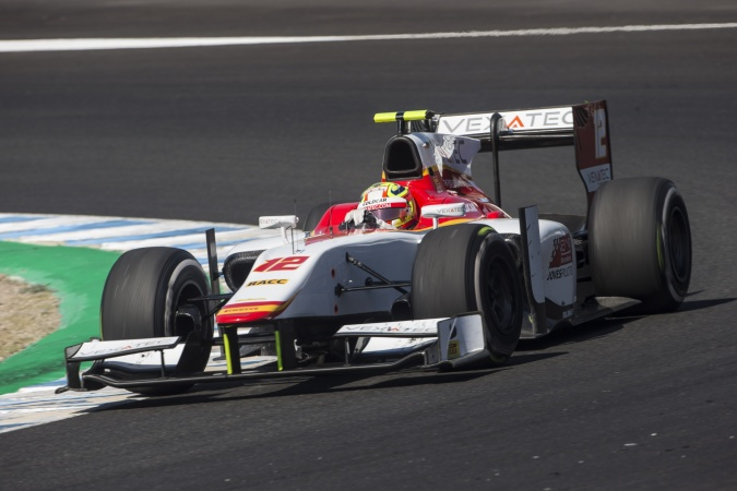 Bild: Alex Palou - Campos Racing - Dallara GP2/11 - Mecachrome