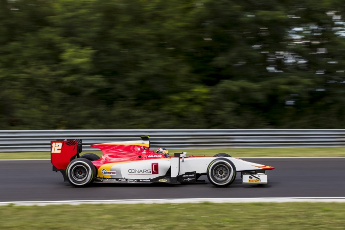 Bild: Robert Visoiu - Campos Racing - Dallara GP2/11 - Mecachrome