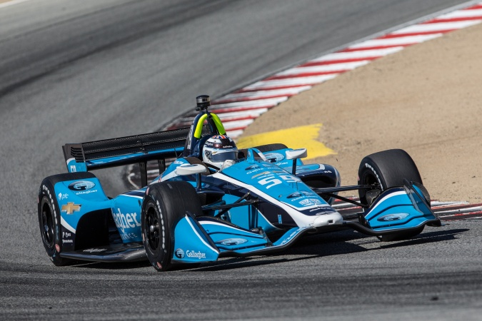 Bild: Max Chilton - Carlin Motorsport - Dallara DW12 - Chevrolet