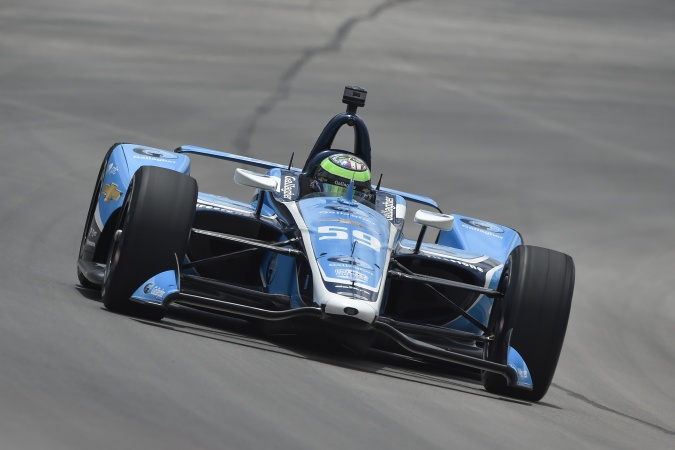 Bild: Conor Daly - Carlin Motorsport - Dallara DW12 - Chevrolet