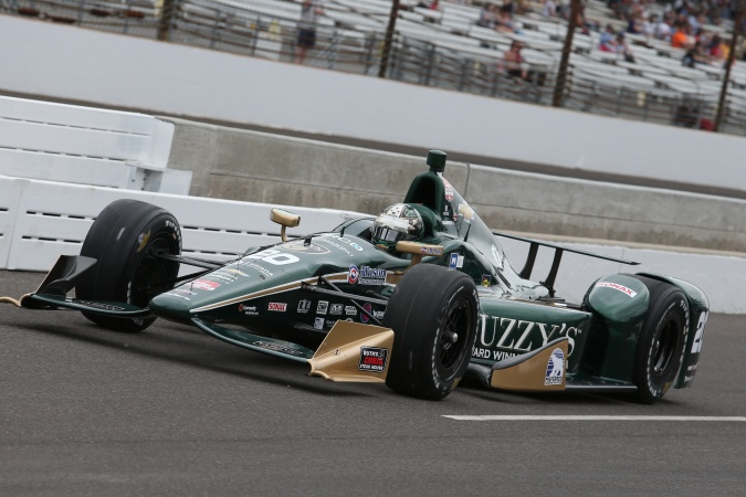Bild: Ed Carpenter - CFH Racing - Dallara DW12 - Chevrolet