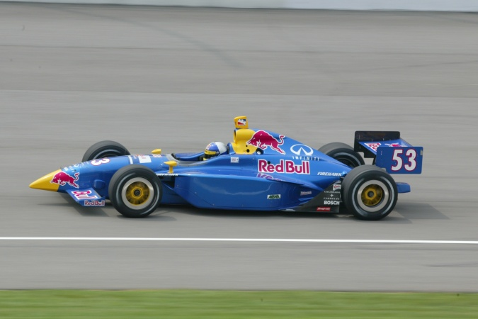 Bild: Buddy Rice - Cheever Racing - Dallara IR-02 - Infiniti