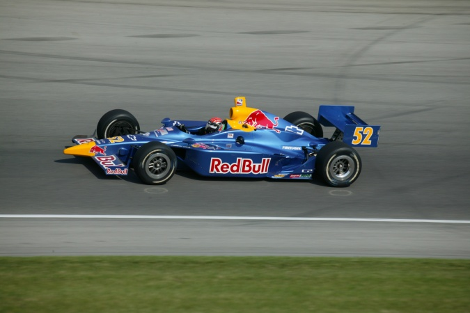 Bild: Alex Barron - Cheever Racing - Dallara IR-03 - Chevrolet