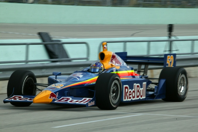 Bild: Buddy Rice - Cheever Racing - Dallara IR-03 - Chevrolet